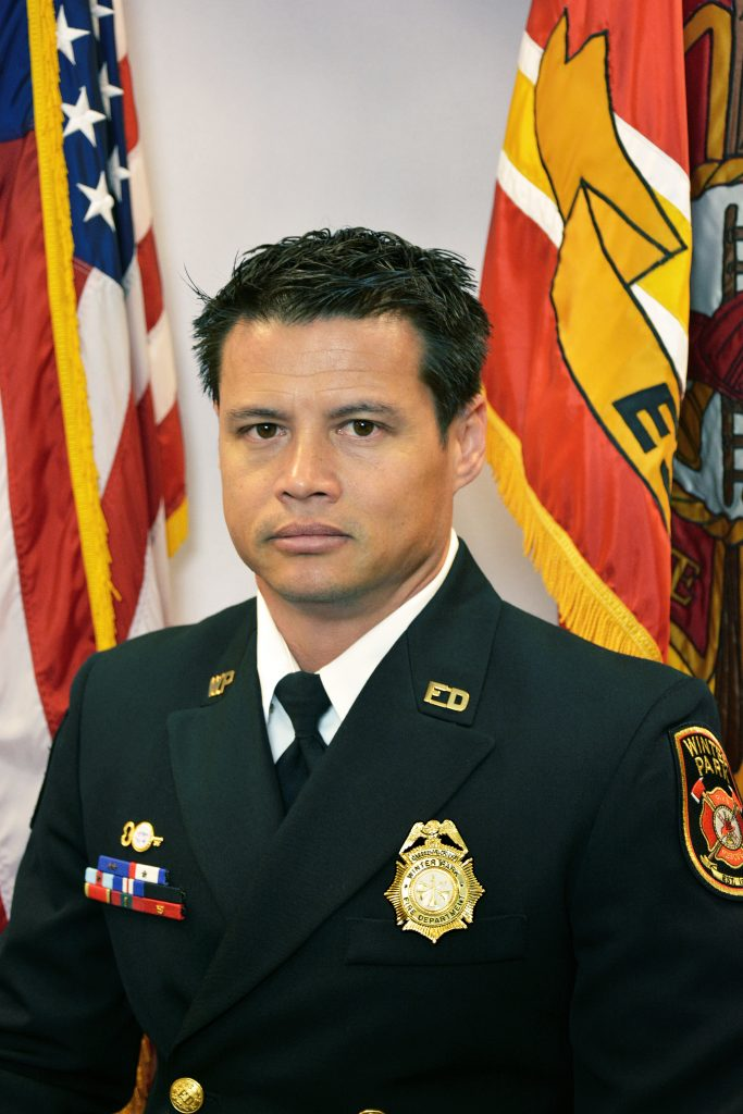 Battalion Chief Dan Devlin (A-Shift)