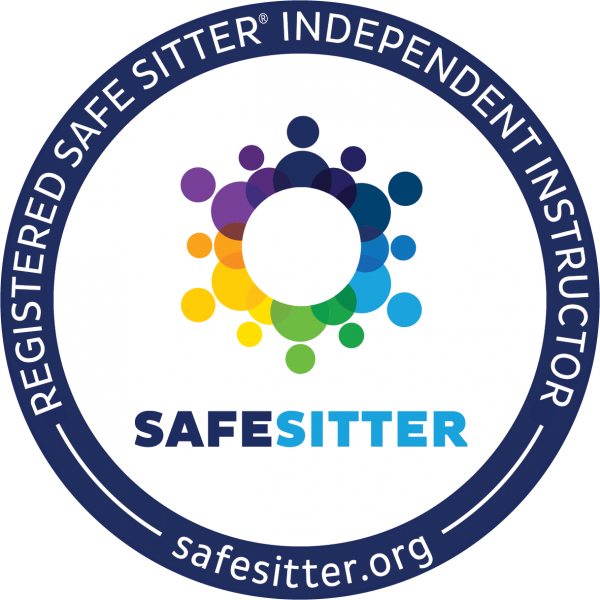 Logo for Registered Safe-Sitter Independent Instructor - safesitter.org